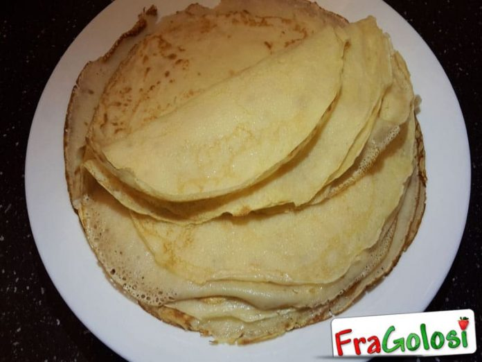 Crepes Modo Alternativo