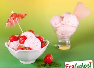 Gelato al fragolino
