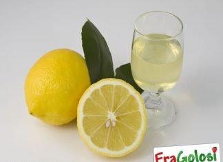Grappa al limone