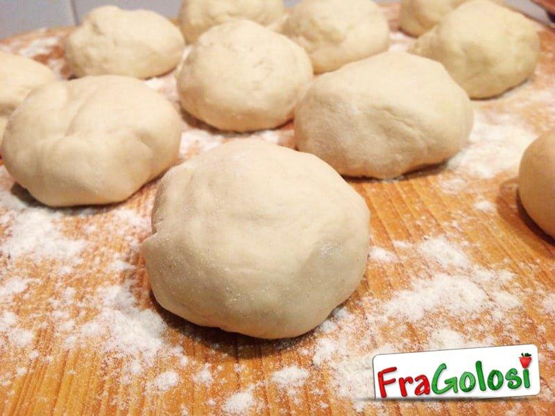 Impasto per tavola calda alla siciliana