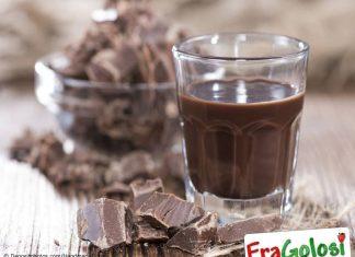 Liquore alla crema di cioccolato