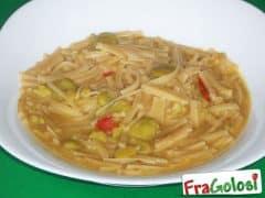 Pasta con le Fave Fresche