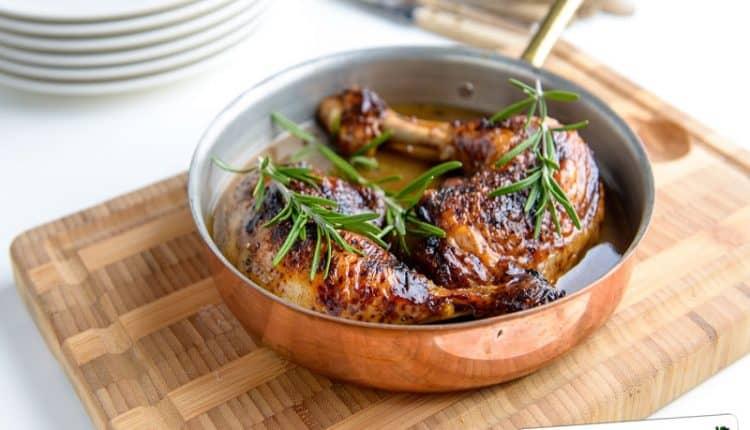 Pollo ad agrodolce