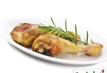 Pollo al forno Light