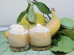 Sorbetto alle Banane e Arance