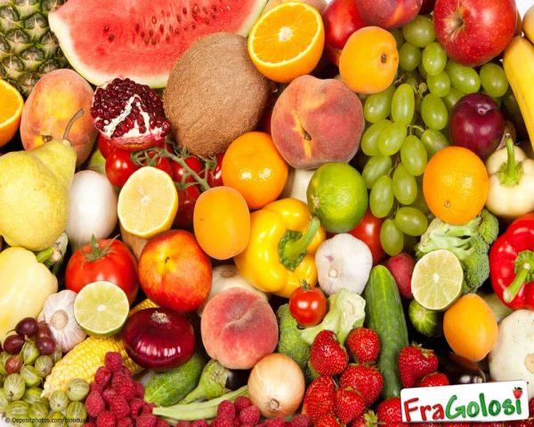 Tabella calorie frutta fragolosi - Contorno di immagini di frutta ...