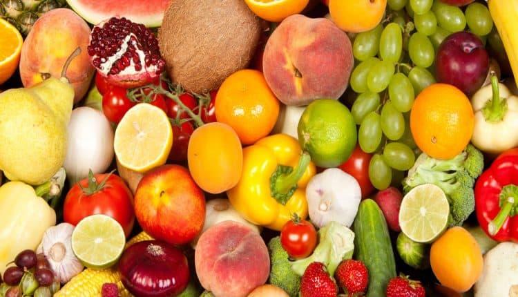 Tabella Calorie Frutta