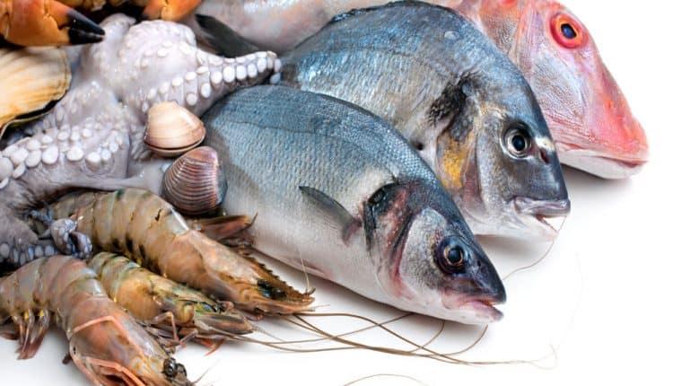 Tabella Calorie Pesce