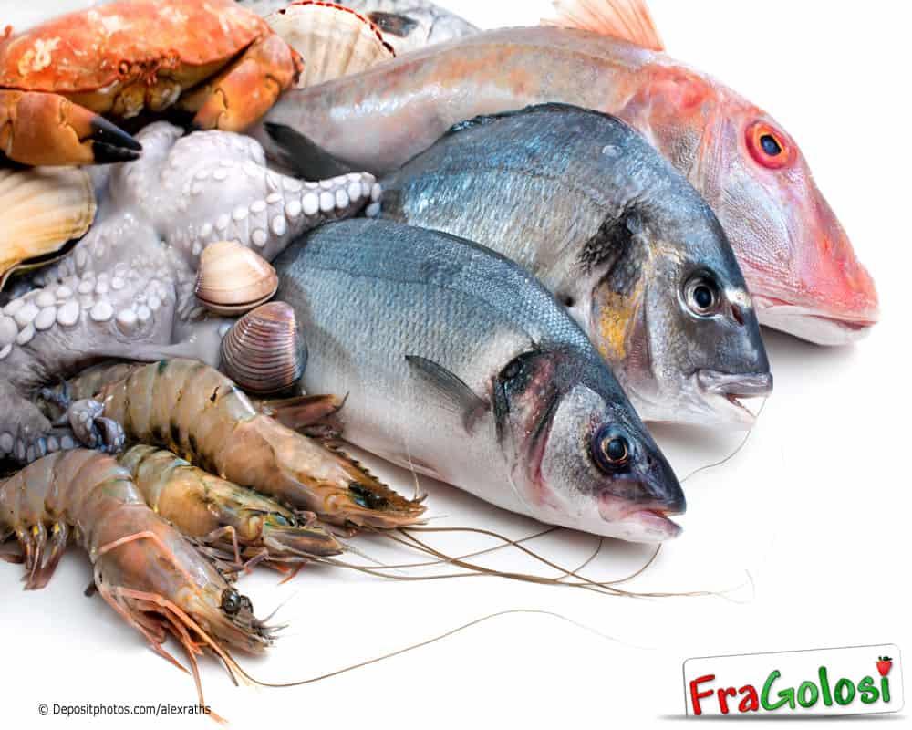 Calorie pesce tabella calorie del pesce fragolosi - Pesci comuni in tavola ...