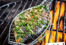 Come grigliare il pesce