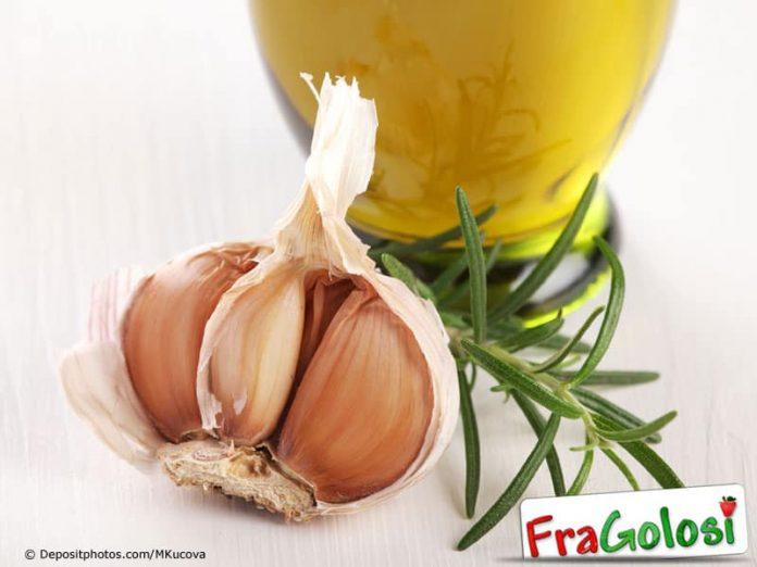 Come preparare l'olio all'aglio