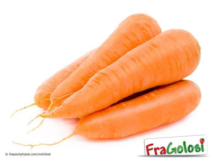 Come pulire la carota