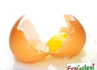 Cosa fare in presenza di un uovo rotto o incrinato