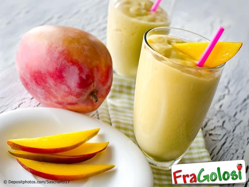 Frappè al mango