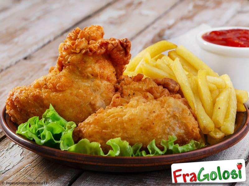 Fritto di pollo