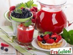 Frullato ai Frutti di Bosco