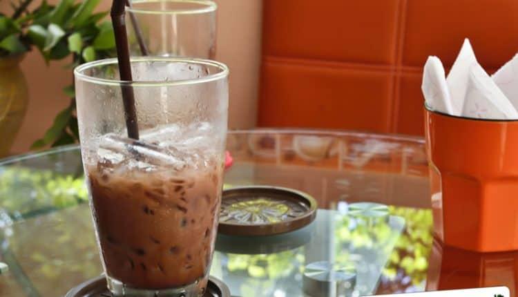 Frullato al cacao