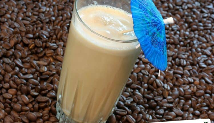 Frullato al caffè