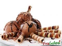 Gelato di Cioccolato al Limoncello