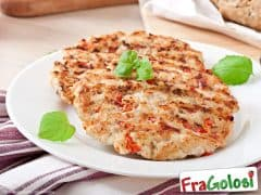 Hamburger di Pollo Light