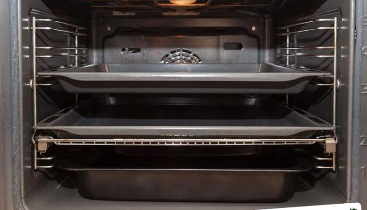 Il forno va preriscaldato