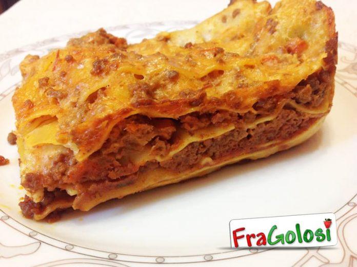 Lasagne al ragù di carni miste