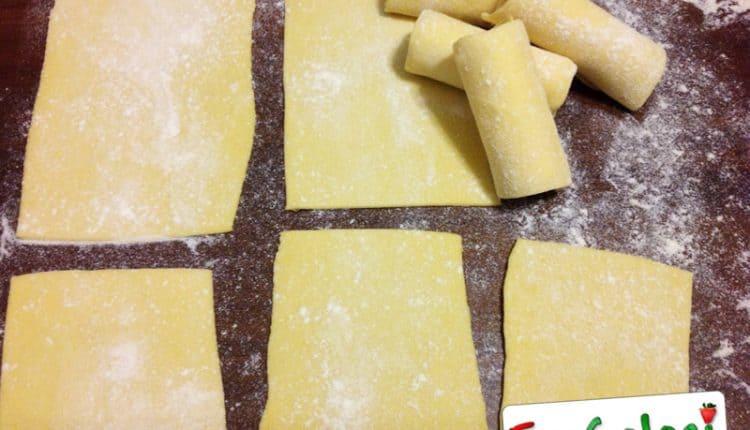 Lasagne o cannelloni