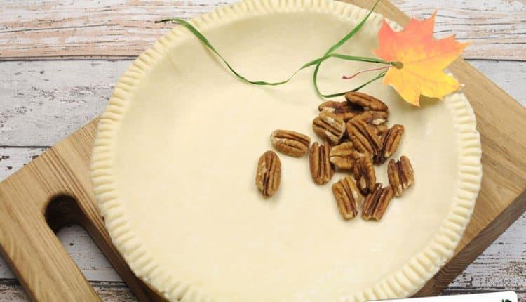 Metodo di cottura della pasta brisee in bianco