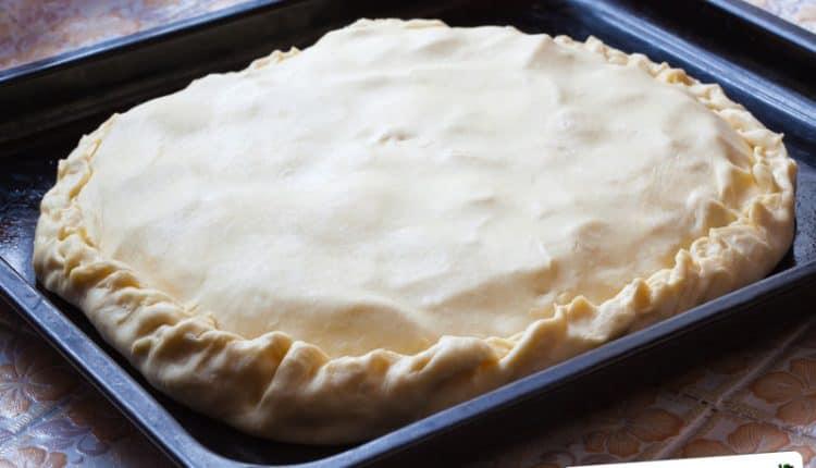 Pasta brisee senza burro