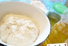 Pasta matta con olio