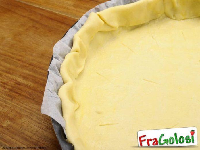 Pasta sfoglia in bianco