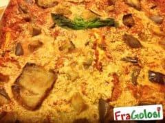 Pasticcio di Lasagne, Melanzane e Scamorza
