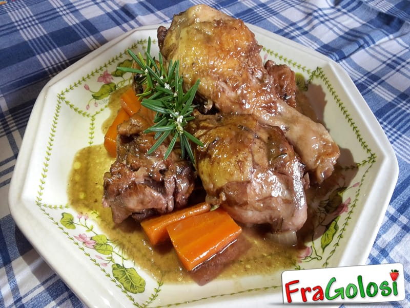 Pollo in Salmì