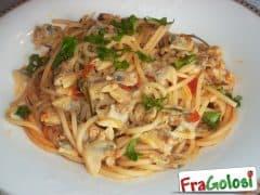 Spaghetti con Salsa alle Vongole Light
