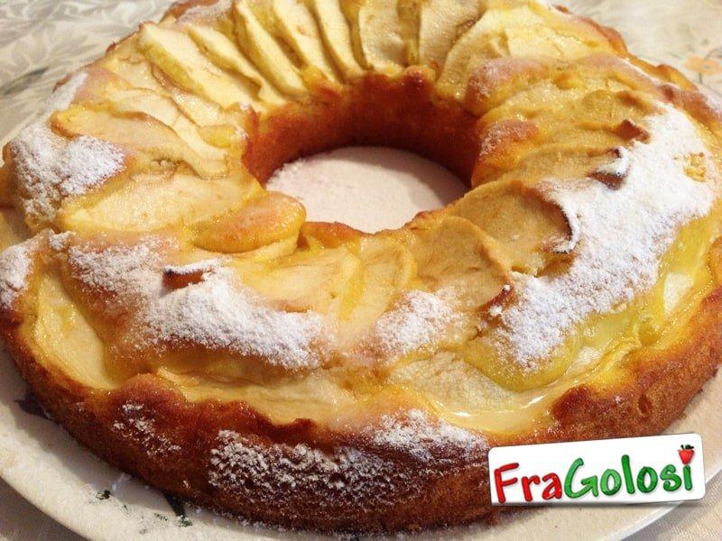 Ricetta torta di mele 1 kg