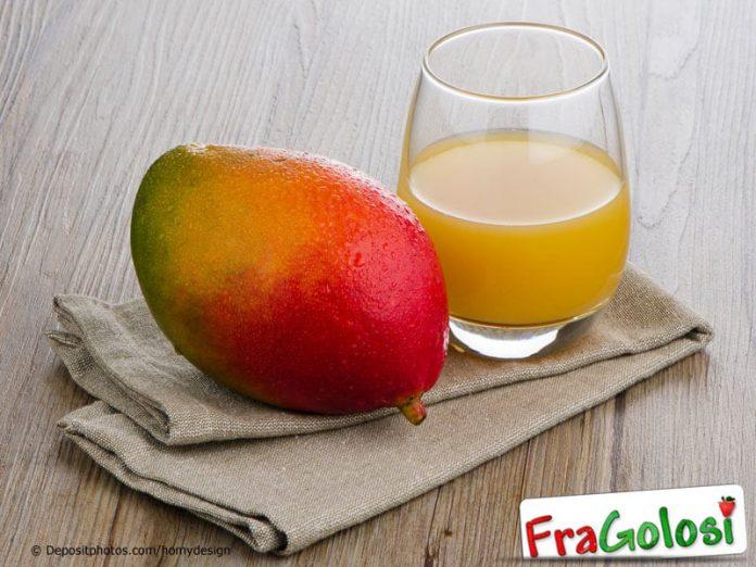 Frullato al mango