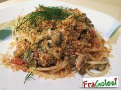 Pasta con le Sarde alla Palermitana