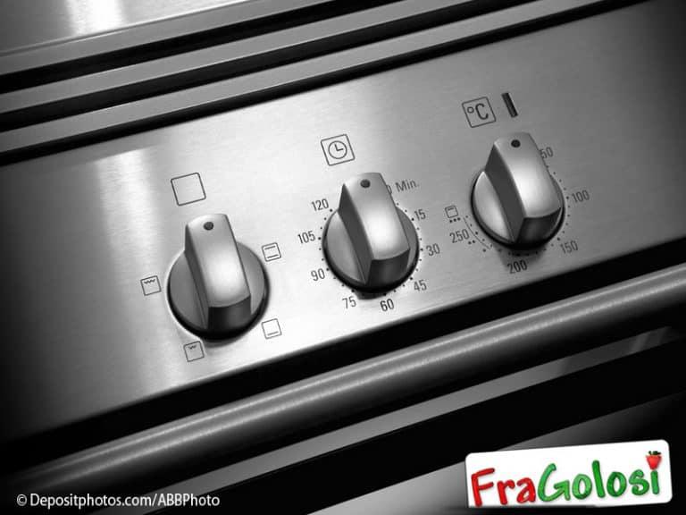 Temperature del forno