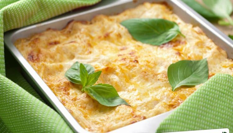 Lasagne ai cinque formaggi