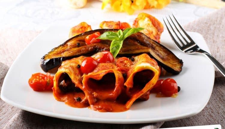 Cannelloni in forno