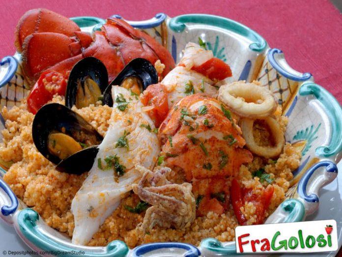 Cous cous di pesce alla Siciliana