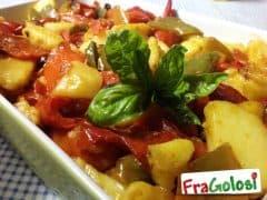 Peperonata Siciliana