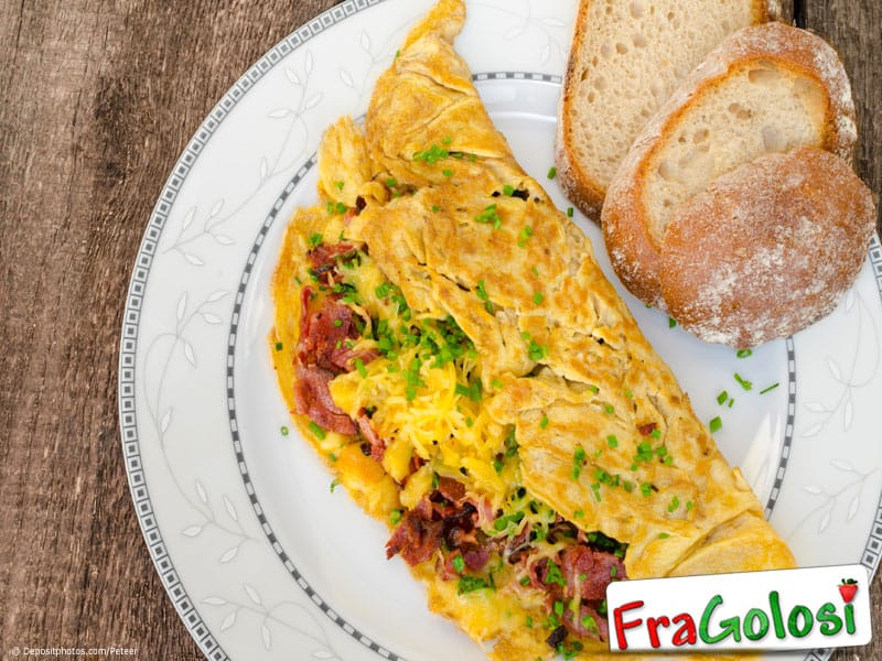 Omelette all'inglese