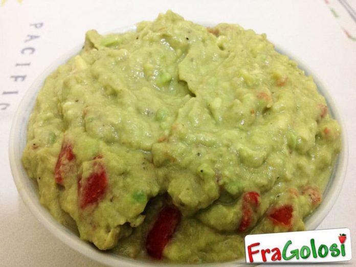 Salsa guacamole tradizionale