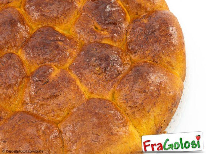 Torta danubio al prosciutto
