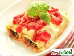 Cannelloni Ripieni al Forno