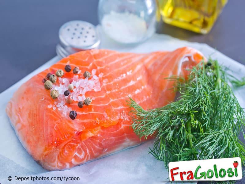 Come marinare il salmone fresco