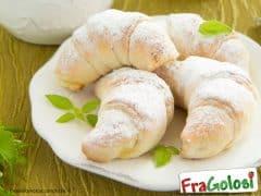 Croissants alle Mandorle