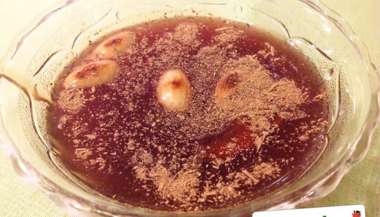 Mostarda di uva alla siciliana