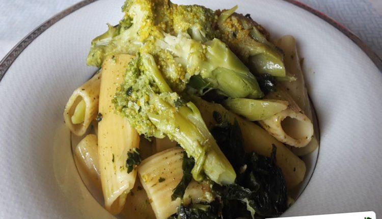 Pasta con i Broccoli alla Messinese